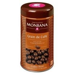Grains de Café Monbana - Boite en Métal 180gr