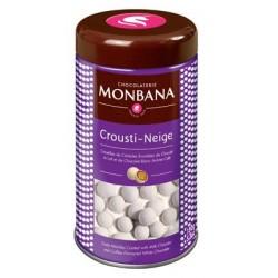 Crousti Neige Monbana - Boite en Métal 150gr