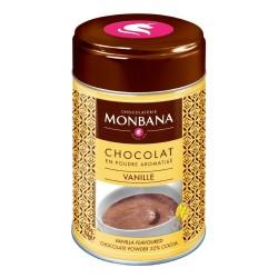 Chocolat en poudre arôme Vanille Monbana 250gr