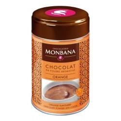 Chocolat en poudre arôme Orange Monbana 250gr
