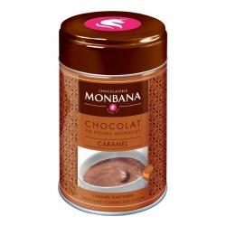 Chocolat en poudre arôme Caramel Monbana 250gr