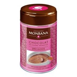 Chocolat en poudre Spéculoos Monbana 250gr