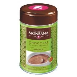 Chocolat en poudre arôme Amande Monbana 250gr