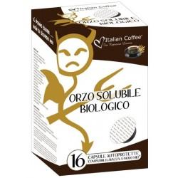 Capsules A modo mio compatibles-orzo bio italian coffee