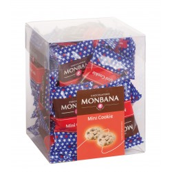 Mini Cookie - Mini Box 126g monbana