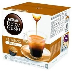 Capsule Café Dolce Gusto Espresso Caramel