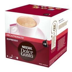 Capsules Espresso Decaffeinato Dolce Gusto