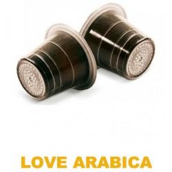 100 Capsules Minuto Caffé 100% Arabica Nespresso compatible