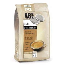 Mega Pack Premium dosettes souples x48