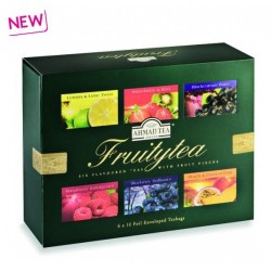 Coffret fruitytea 60 Thés Ahmad Tea