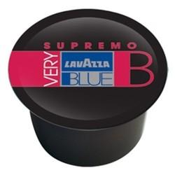 100 x Capsules café Lavazza blue VERY B Supremo