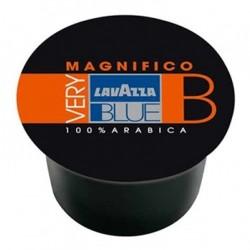 100 x Capsules café Lavazza blue VERY B Magnifico