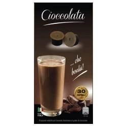 30 x Capsule chocolat Espresso Cap
