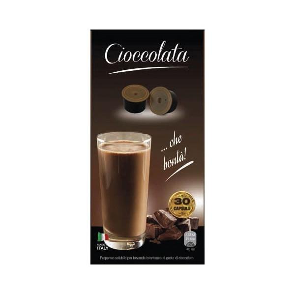 30 x capsule chocolat pour espresso cap. Black Bedroom Furniture Sets. Home Design Ideas