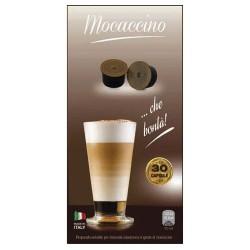 30 x Capsule mokaccino Espresso Cap