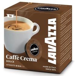 16 Capsules Café Lavazza a Modo Mio Dolcemente