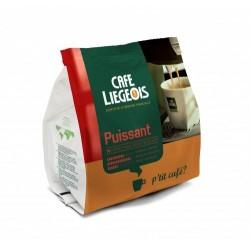 Café Dosettes Souples  Puissant x18 café liégeois pour Senseo