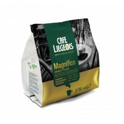Café Dosettes Souples  Magnifico x18 café liégeois pour Senseo