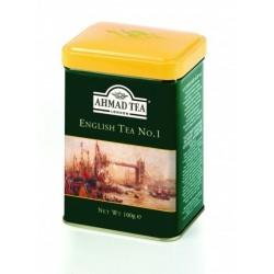 English Tea Thé Noir boite métal 100g
