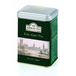 Earl Grey Thé Noir boite métal 100g