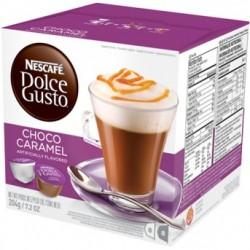 Capsule Chocolat Caramel Dolce Gusto