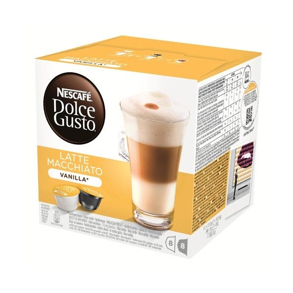 Dolce gusto vanille