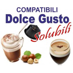 Pack Decouverte 32 capsules compatibles Dolce Gusto Maxidelice
