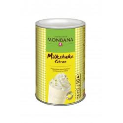 Milk Shake citron - Monbana boite de 1kg