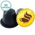 10 capsules gran gusto compatibles Nespresso® Maxidelice