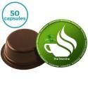 50 capsules thé menthe a modo mio Compatible
