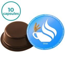 10 capsules orge a modo mio Compatible