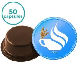 50 capsules orzo a modo mio Compatible