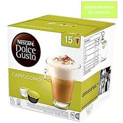 cappuccino 30 capsules dolce gusto