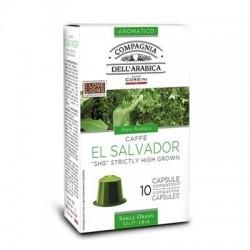 10 Capsules El Salvador Compatibles Nespresso® Corsini
