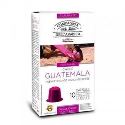 10 Capsules Guatemala Compatibles Nespresso® Corsini