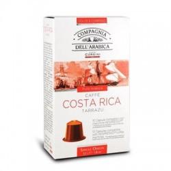 10 Capsules Costa Rica Compatibles Nespresso® Corsini