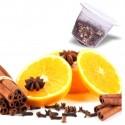 50 capsules compatibles Nespresso® Tisane Orange Cannelle Maxidelice