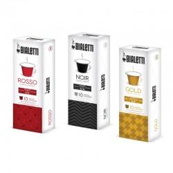 10 Capsules Compatibles Nespresso® Bialetti doux