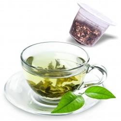 capsules nespresso compatibles thé vert touareg