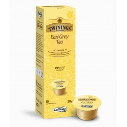 Caffitaly Thé earl grey twinings  X10 Capsules