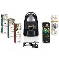 Machine Caffitaly Ambra S18 Blanche