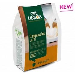 dosettes souples senseo cappuccino lait