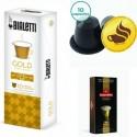 Pack découverte 30 capsules compatibles Nespresso® DOLCE - 100% Arabica