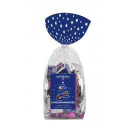 sachet 50 gourmandises chocolatées monbana