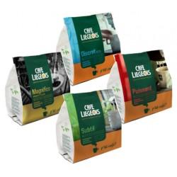Pack découverte 90 dosettes souples - Senséo Compatible