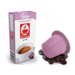 bonini seta capsules compatibles nespresso