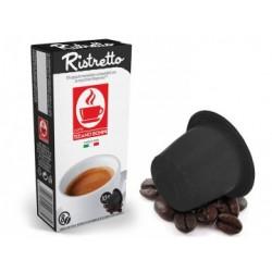 bonini ristretto capsules compatibles nespresso