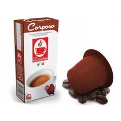 bonini corposo capsules compatibles nespresso