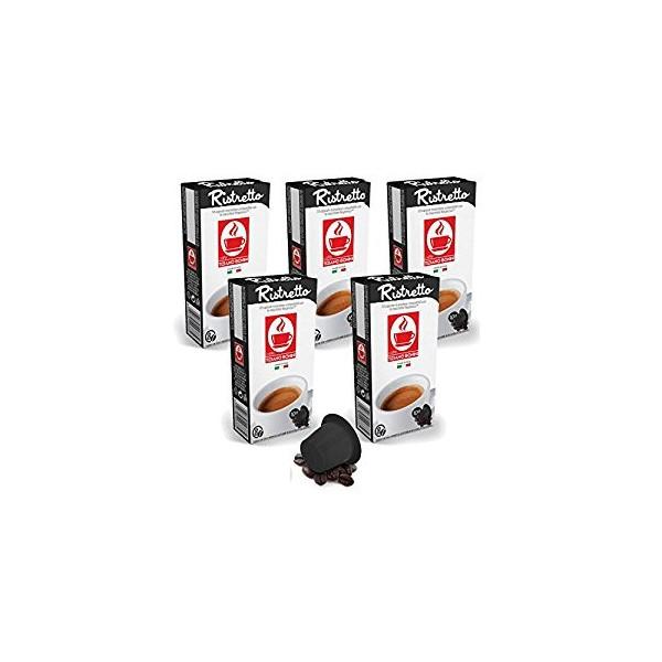 50 Capsules Ristretto Caffè Bonini Compatibles Nespresso®