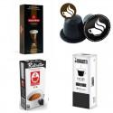 Pack découverte 80 capsules compatibles Nespresso® FORTE